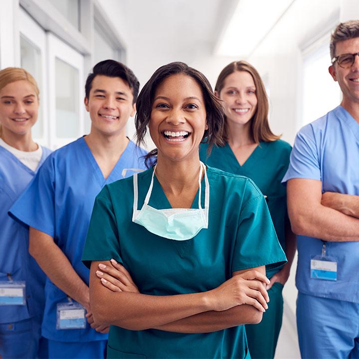 看護師の立場